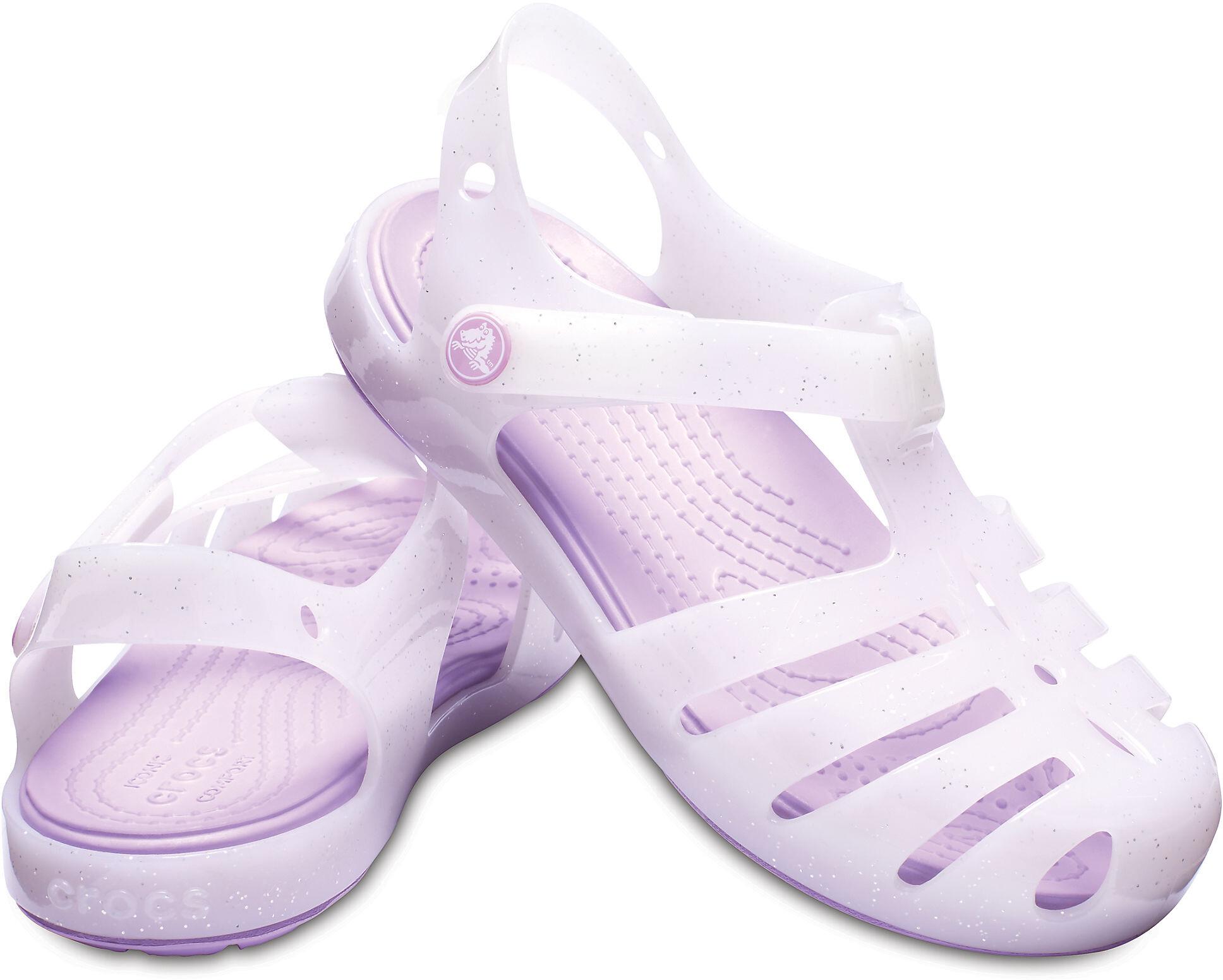 78ff0d0cb8e9 Crocs Isabella PS Sandaler Børn hvid